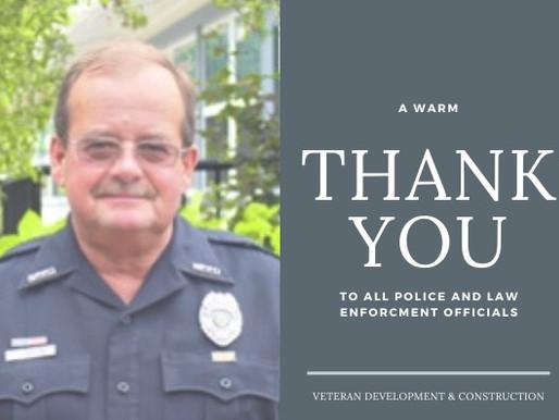 Honoring Our Law Enforcement Officials