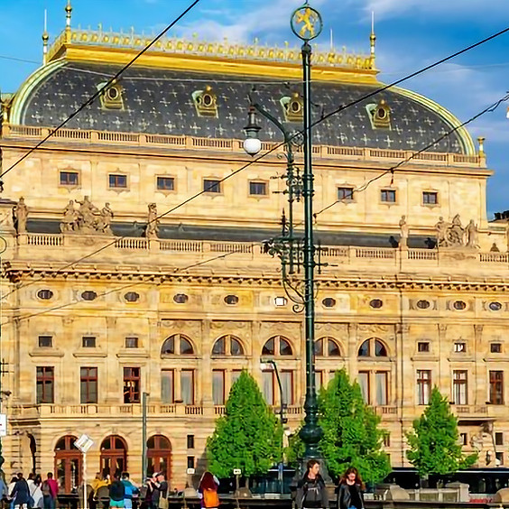 Exkurze Praha pro 2.stupeň