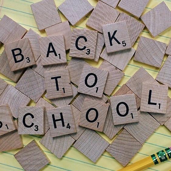 Zpátky do školy - nejmladší žáci