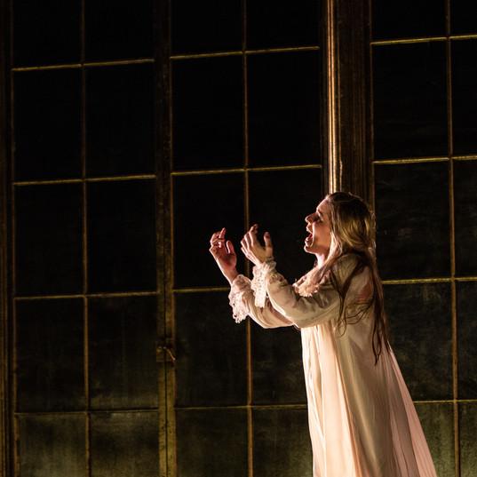 Violetta - La traviata - Opera Holland Park