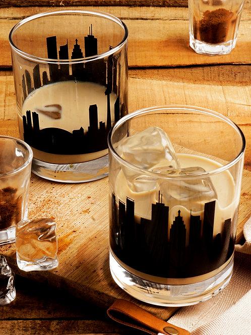 Toronto Whiskey Glass - Set of 2