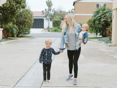 5 Steps To Be The Parent You Want To Be