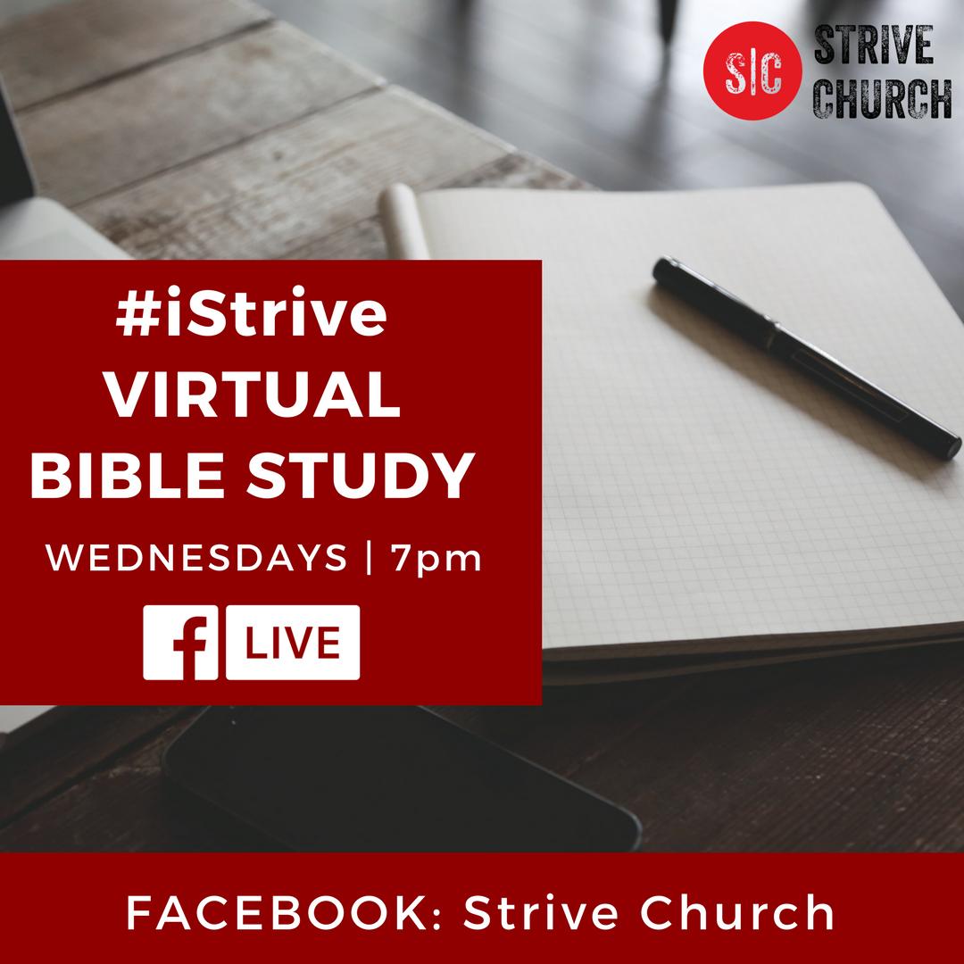 #iStriveVIRTUALBIBLE STUDY (1)