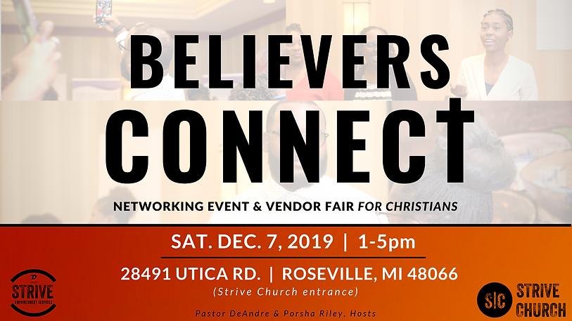NETWORKing EVENT & vendor fair FOR CHRIS