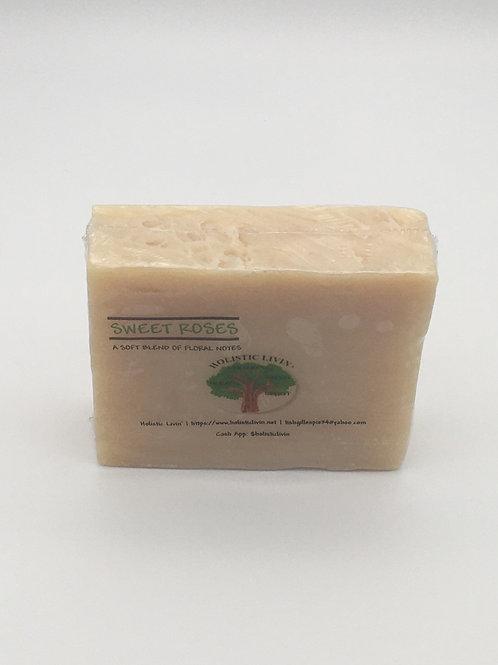 Sweet Rose Soap
