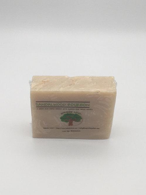 Sandalwood Bourbon Soap