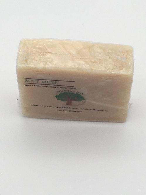 Soft Musk Soap (For Men)