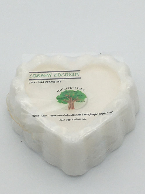 Creamy Coconut Soap