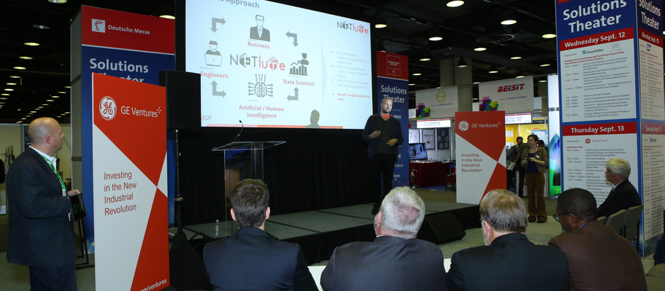 Meet the Startups from the Hannover Messe USA / GE Ventures Innovation Showcase (powered by Sente)