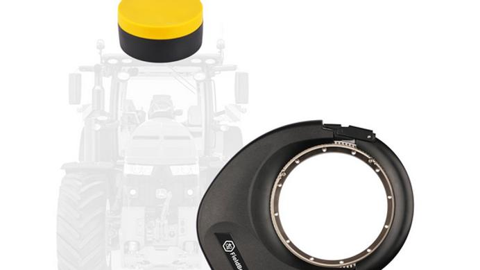Fieldbee precisie RTK GPS mechanisch op stuur