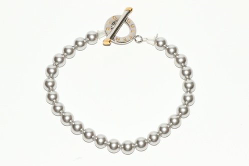 Gulten Dye Pearl Bracelet - Various Colors