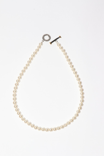 Gulten Dye Pearl Necklace - Various Colors
