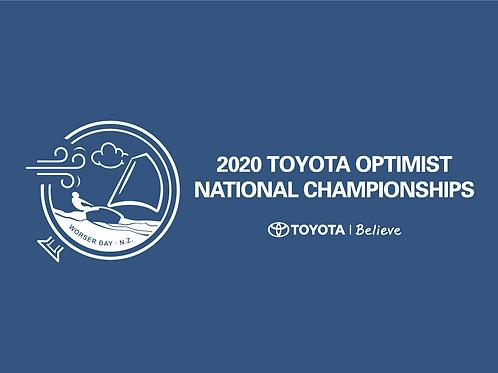 GREEN fleet LATE entry - 2020 Toyota Optimist National