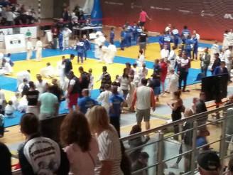 Международен турнир по джудо с официален партньор, осъществяващ охрана на спортното мероприятие - VT