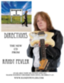 Directions promo poster