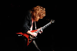 Randy Pevler, Guitar