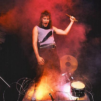 Jim Hansen, First Rite photo shoot