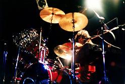 Donny Sarian, Drums