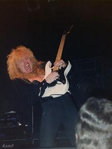 Randy Live 1988