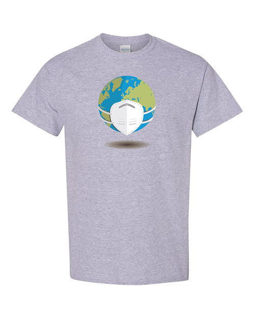 Earth Mask Shirt