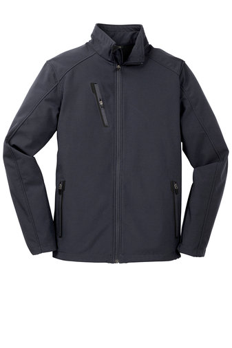 Port Authority® Welded Soft Shell Jacket with Left Chest Embroidery