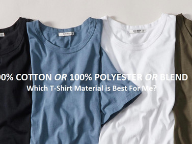 100% Cotton Or 100% Polyester Or Blend