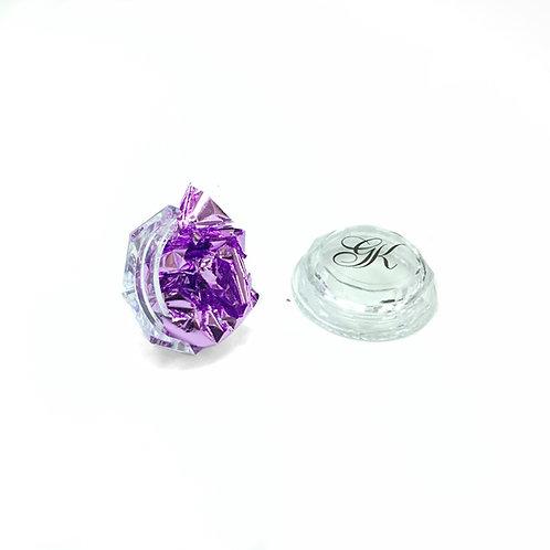 Lilac Foil Leaf