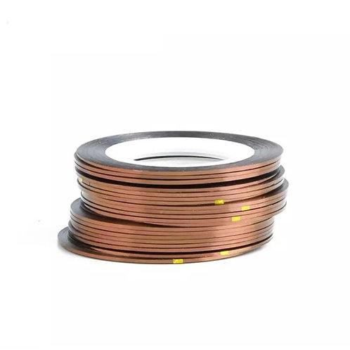 Bronze Striping Tape