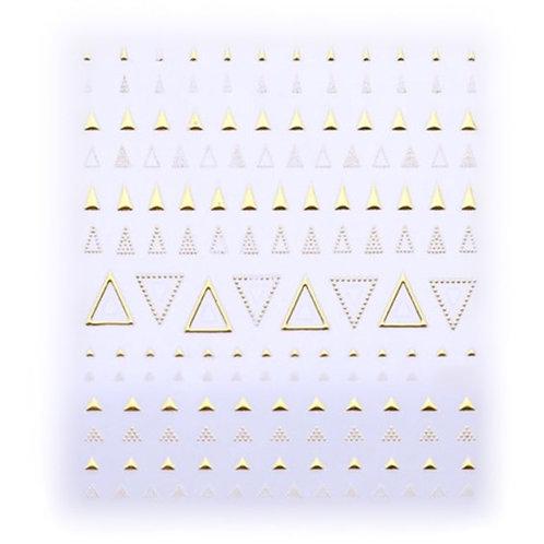 3D Nail Sticker 030