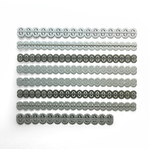 Silver & Black 683