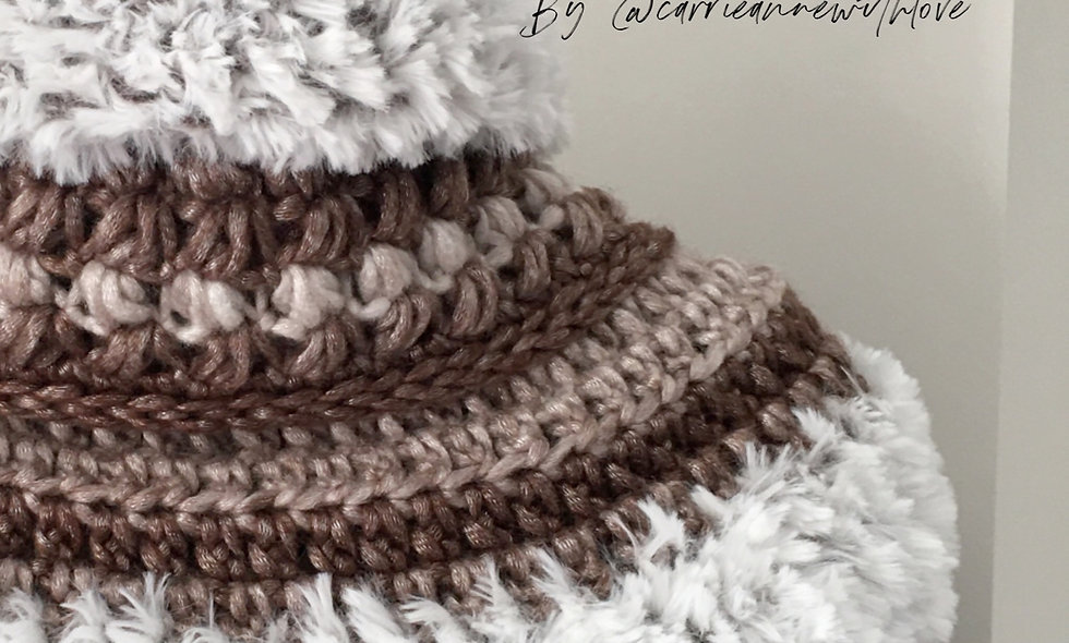 Winter Cowls & Snoods