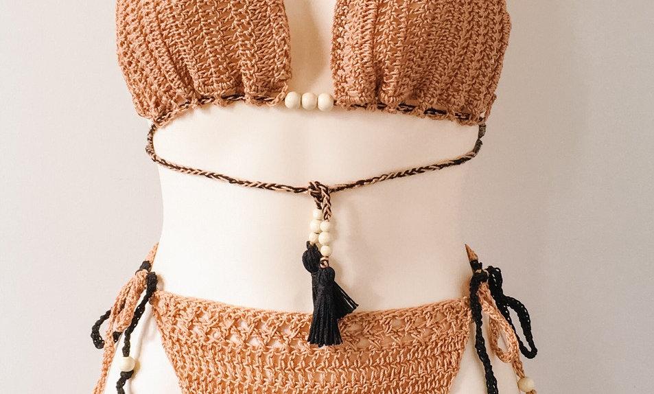 Meraki - Copper Mist Bikini