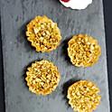 Saffron Baklava Bites
