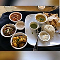 Daily Lunch special Non-Veg platter To go