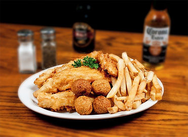 Village Tavern and Grill - Restaurant in Carol Stream - Fish Fry Every Friday