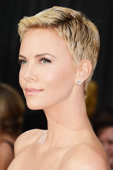 Get the Charlize Theron Look