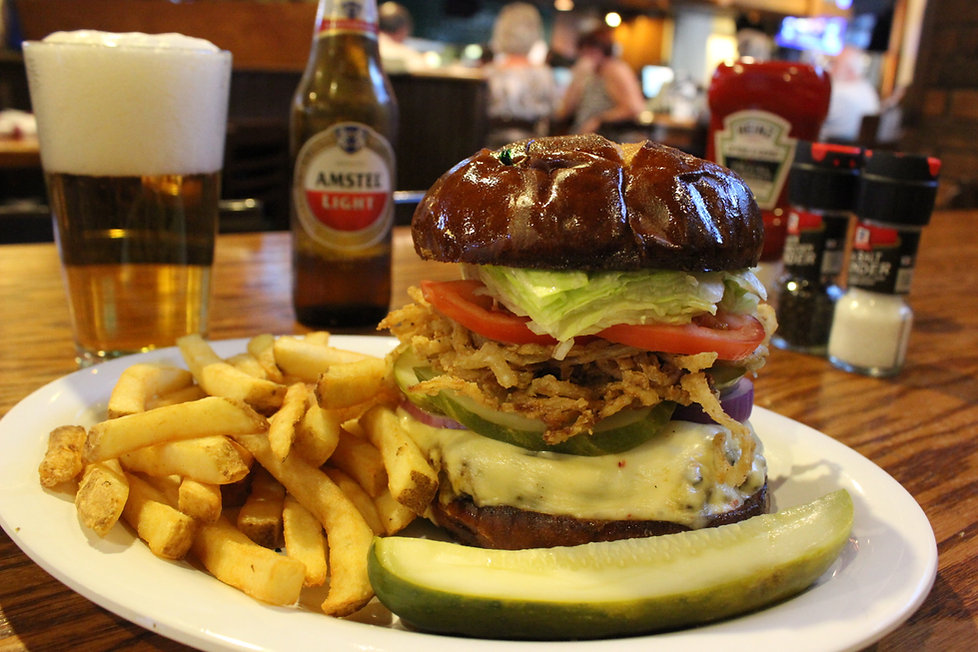 Top Restaurants in Schaumburg- Village Tavern and Grill