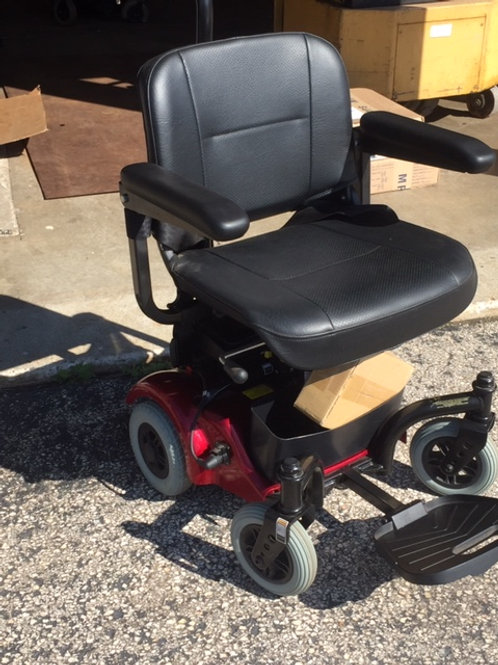 "Rascal ""We Go"" Power Chair"