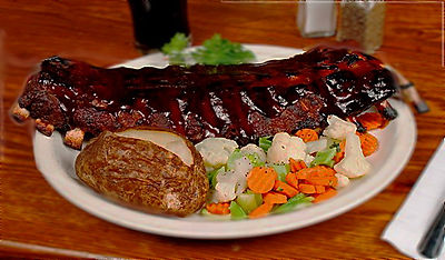 Village Tavern and Grill - Restaurant in Carol Stream - BBQ Baby Back Ribs