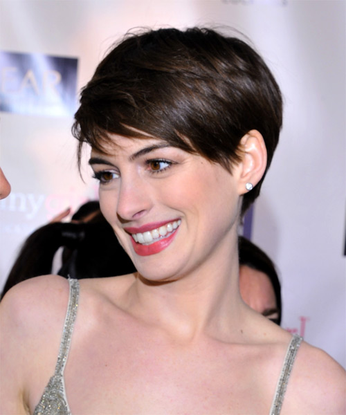 Get the Anne Hathaway Look