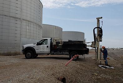 Roddy Qualls Environmental Drilling