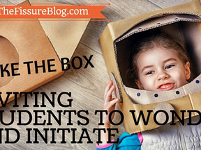 """""""Poke the Box"""": Inviting Students to Wonder and Initiate"""