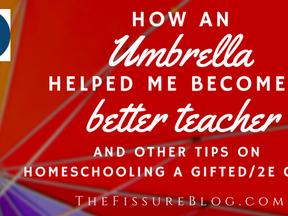 How an Umbrella Helped Me Become a Better Teacher