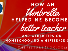 How an Umbrella Helped Me Become a Better Teacher