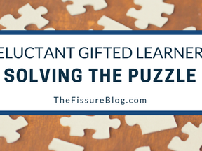 Reluctant Gifted Learners:  Solving the Puzzle