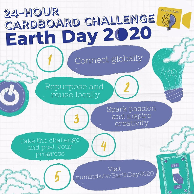 IG Earth Day 2020 Cardboard Challenge.jp