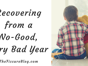 Recovering From a No-Good, Very Bad Year