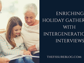 Enriching Holiday Gatherings with Intergenerational Interviews