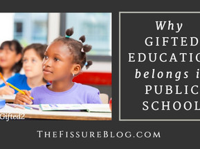 Why Gifted Education Belongs in Public School