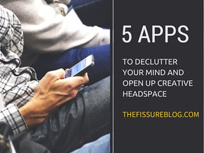 5 Apps to Declutter Your Mind and Open Up Creative Headspace